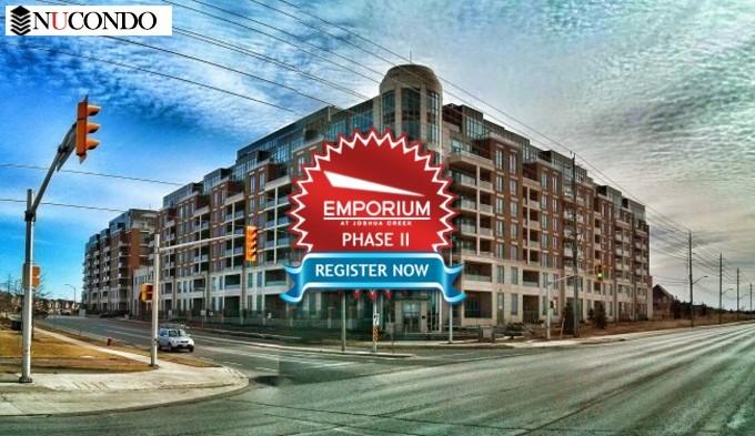 Emporium at Joshua Creek - North Building / 2480 Prince Michael Drive