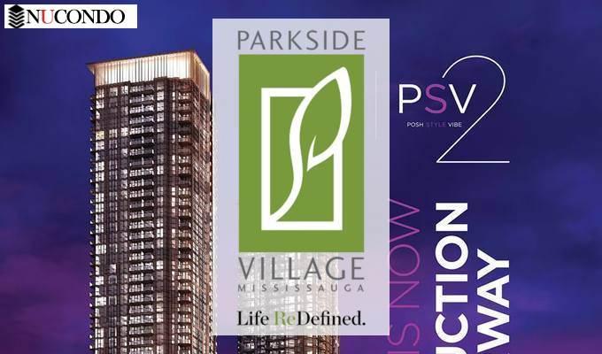 Block Nine - Parkside Village - South Tower / 4085 Brickstone Mews