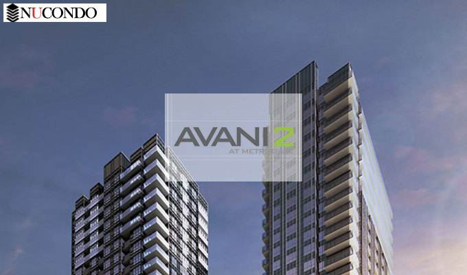 Avani 2 at Metrogate / 275 Village Green Square