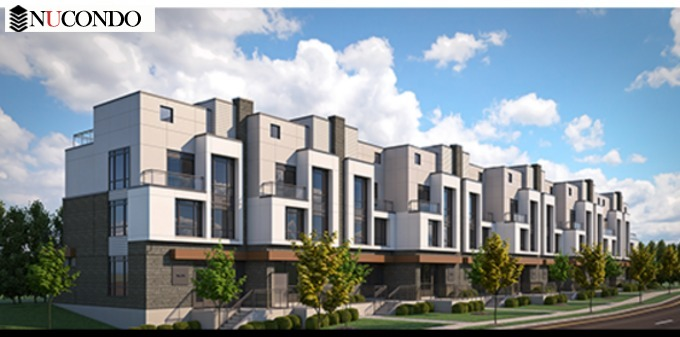 SF3 Condominiums / south of Bayly Street west of Liverpool Road