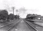 Leaside railway station