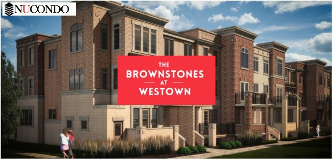 Brownstones at Westown / 2315 Sheppard Avenue West