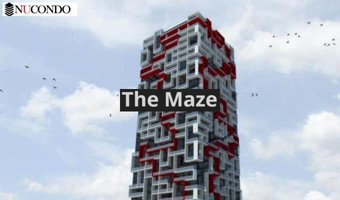 Maze / 45 Agnes Street