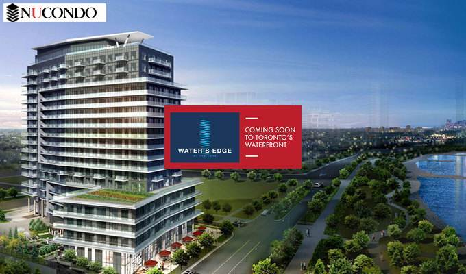 Waters Edge at the Cove / 2163 Lake Shore Boulevard West