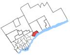 Pickering—Scarborough East (provincial electoral district)