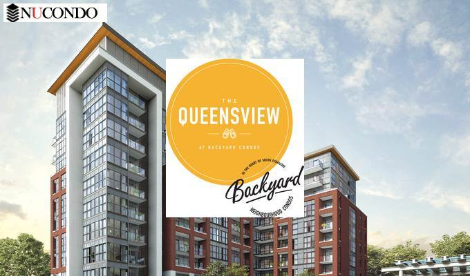 The Queensview At Backyard / Stephen Dr & Berry Rd